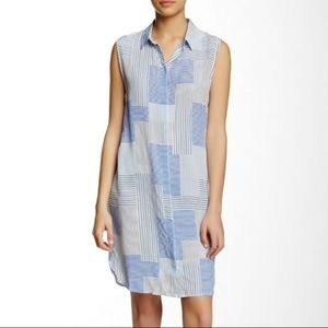 EQUIPMENT Michaela Silk Sleeveless Dress